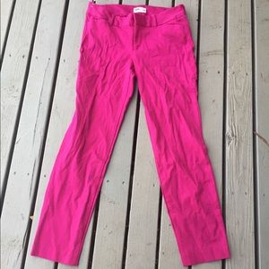 Old Navy Fuschia Pink Pants 💗💗💗